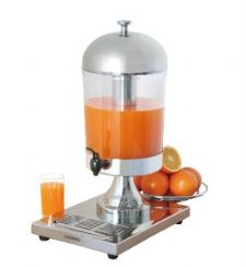 8 litre CHILLED Juice DISPENSER for Restaurants Hotels Breakfast Bars from only 64.16 plus vat